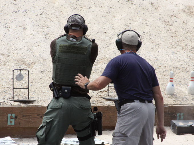 Tactical Pistol Instruction