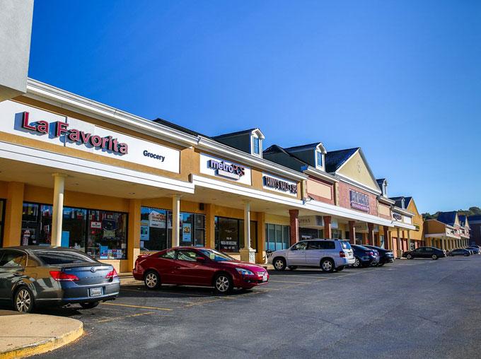 Commercial - Cranbrook Shopping Center