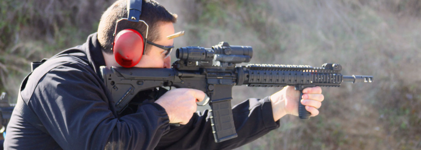 Tactical Rifle School